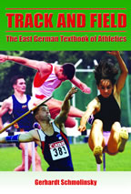 Track and Field: The East German Textbook of Athletics